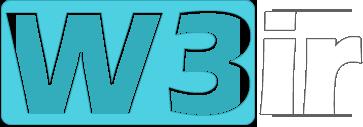 w3ir | ارائه دهنده راه کارهای تحت وب